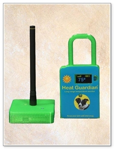 Heat Guardian v2 - Base & Mobile Green