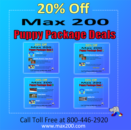 Picture for category Puppy Package Deals