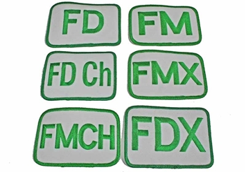Flyball Patches